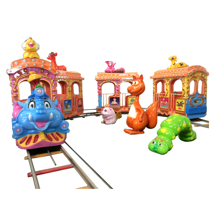 Kiddie Train Ride HFDX01